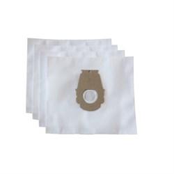 VDP-M6 Мешки-пылесборники сменные синтетические, 4 шт, для пылесоса BOSCH, SIEMENS, PRIVILEG, QUELLE