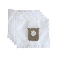 VDP-M2 Мешки-пылесборники одноразовые синтетические, 5 шт, для пылесоса ELECTROLUX, AEG, PHILIPS, TORNADO, VOLTA, ZANUSSI