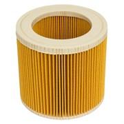 Фильтр патронный складчатый повышенной фильтрации из целлюлозы для пылесоса Karcher WD2000, WD3.000, SE4000 (аналог фильтра 6.414-552.0)