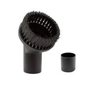 UN-39 Щетка для пылесоса универсальная с коротким синтетическим ворсом для жестких поверхностей, под трубку 32 и 35 мм