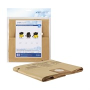 РК-301/5 Мешок-пылесборник бумажный, до 36 л (комплект 5 шт), для пылесосов KARCHER, METABO, DEWALT, FLEX, HAMMER, HILTI